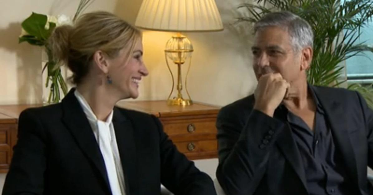 Julia Roberts Opens Up About George Clooney's Marriage, Says Amal Has Changed Him