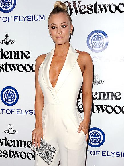 Kaley Cuoco 'Cannot Wait to Be in Love Again' - and Addresse
