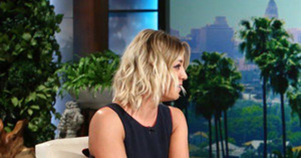 Kaley Cuoco Opens Up About Her Divorce From Ryan Sweeting an