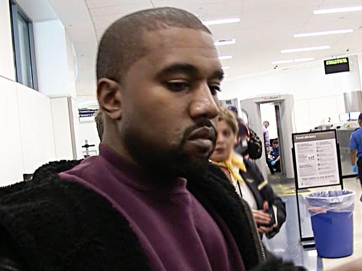 Kanye West -- Paranoia Overtakes Him