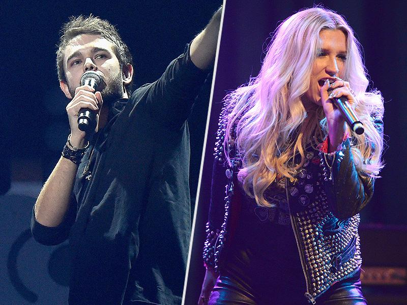 Kesha Returns to Studio in Recording Session with Zedd, As Dr. Luke Responds to the DJ on Twitter
