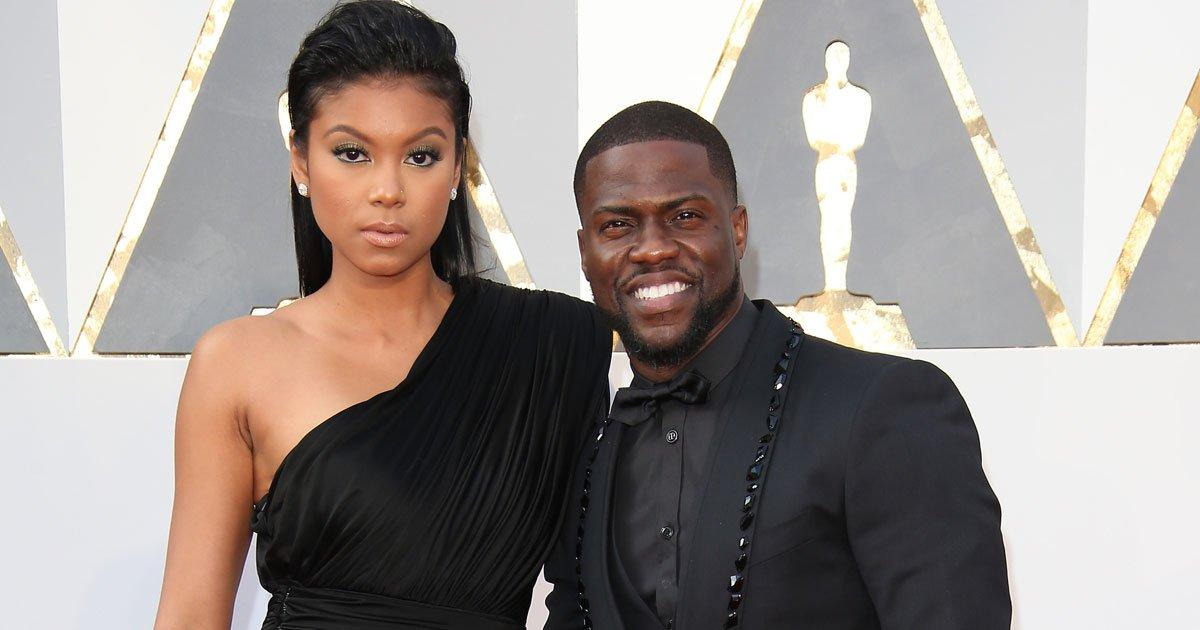 Kevin Hart and Eniko Parrish Are Married!
