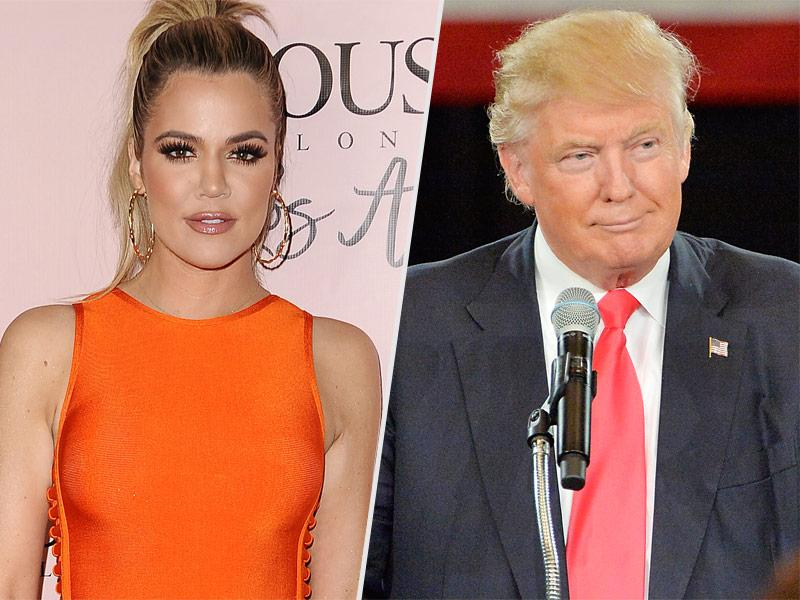 Khlo  Kardashian Reveals She 'Hated' Doing Celebrity Apprentice, Says Donald Trump 'Would Not Make a Good President'