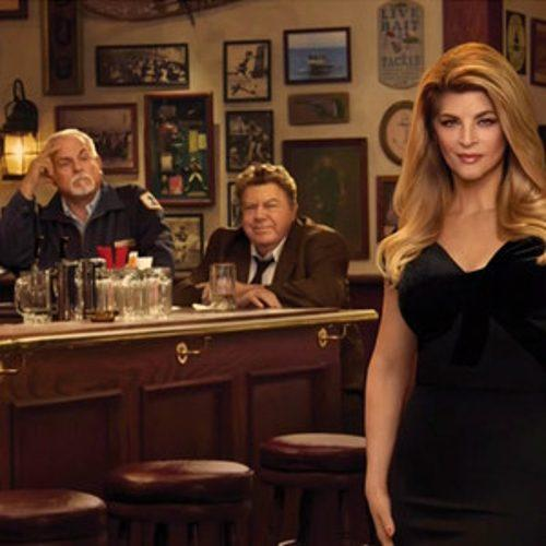 Kirstie Alley Reunites With Cheers Co-Stars for Jenny Craig