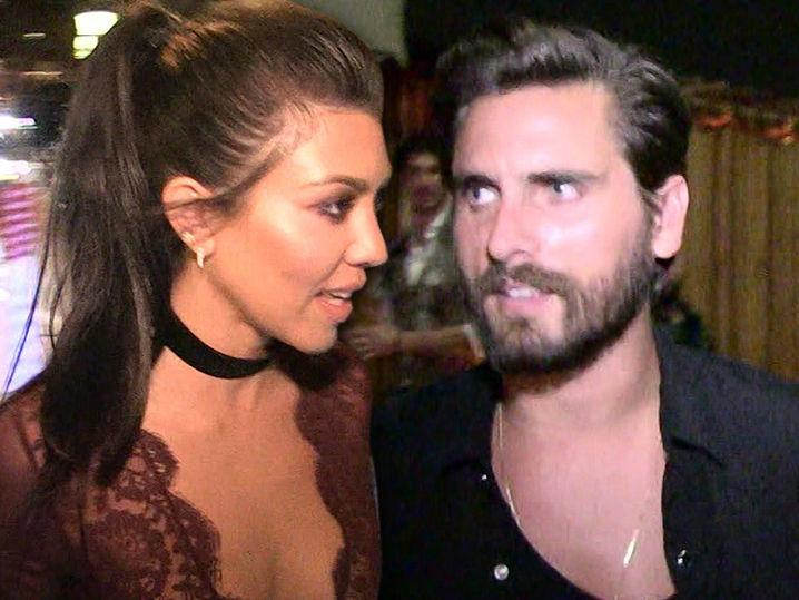 Kourtney Kardashian -- I'm Still Riding with Disick, But Not Like That
