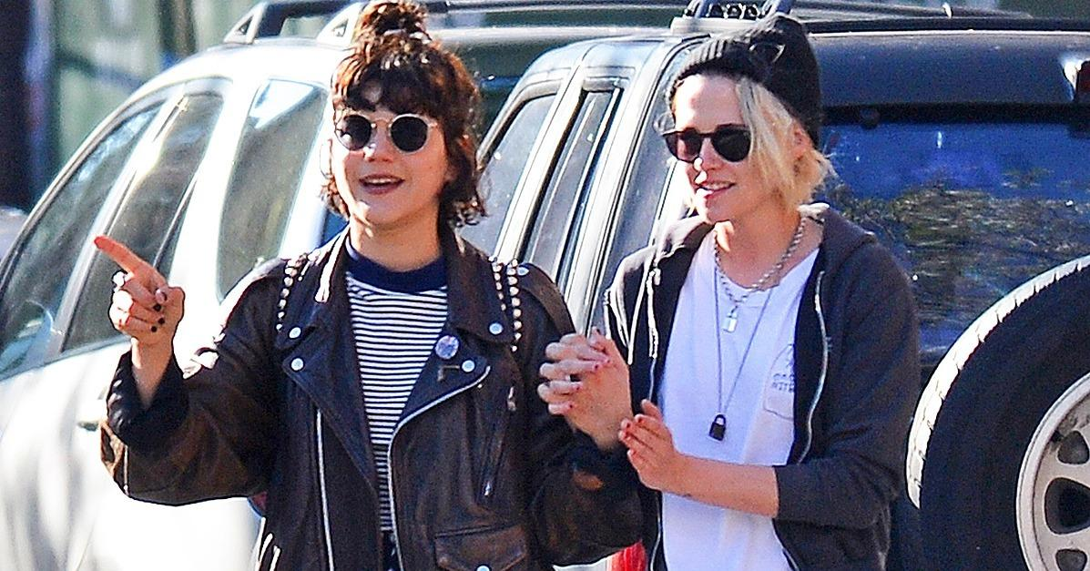Kristen Stewart and Soko Hold Hands in NYC, Further Solidify