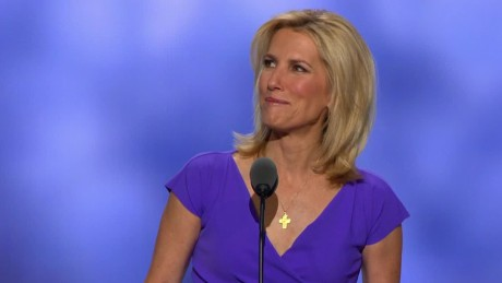 Laura Ingraham rocks the GOP convention