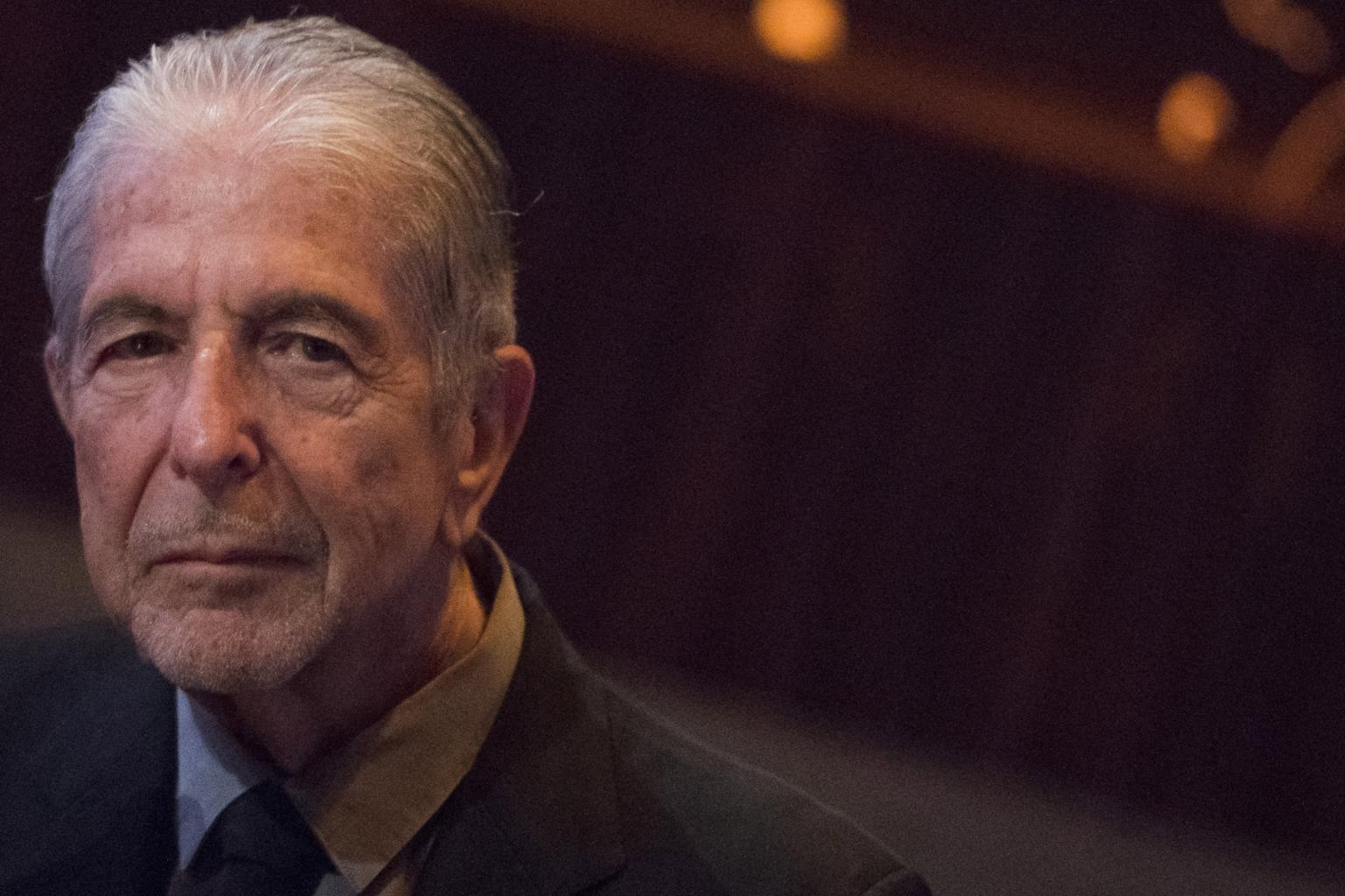 Leonard Cohen Dies: Iconic Singer-Songwriter, Artist & Poet Was 82