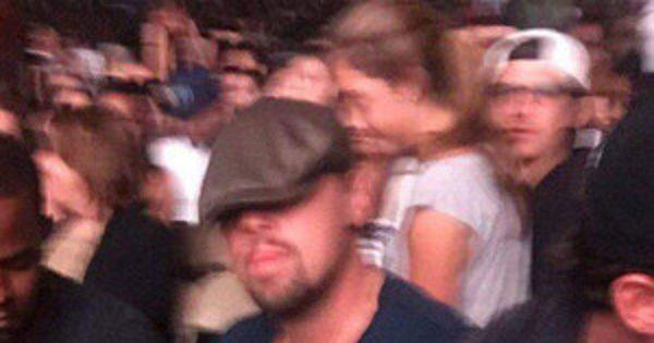 Leonardo DiCaprio Almost Stole the Show From Beyonc� During Her New York Tour Stop