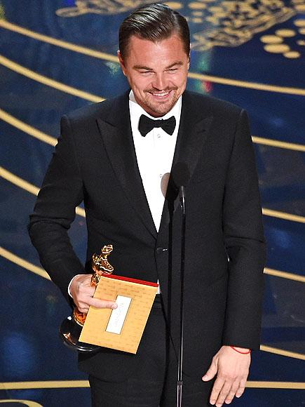 Leonardo DiCaprio's Fans Are Almost as Happy as He Is That H