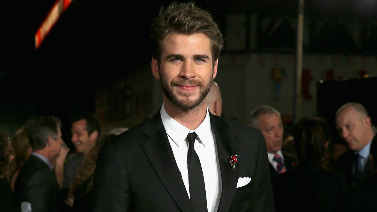Liam Hemsworth in a Wetsuit Is All You Need to See Today