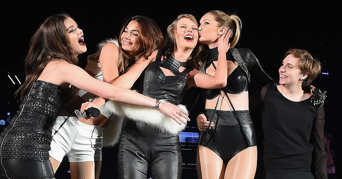 Like It or Not, 2015 Was the Year of Taylor Swift's Squad