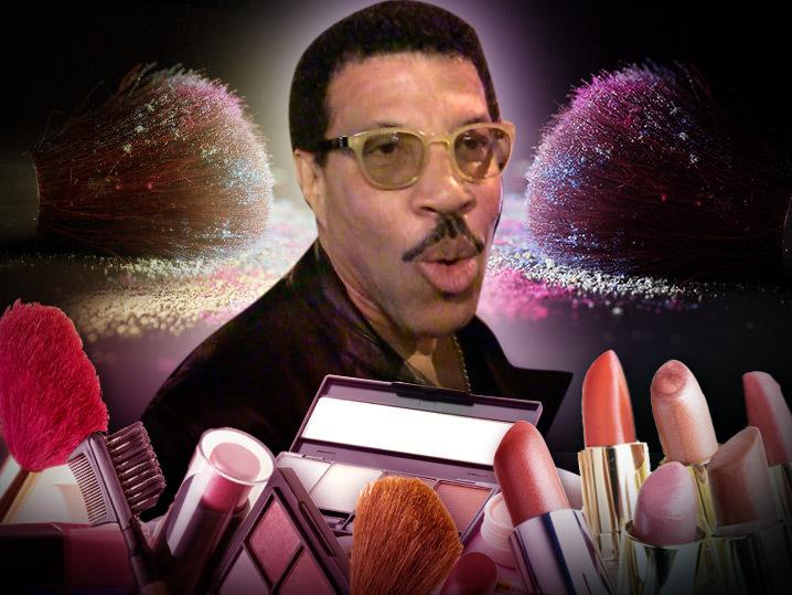 Lionel Richie -- Hello, Would You Like To Buy My Makeup?