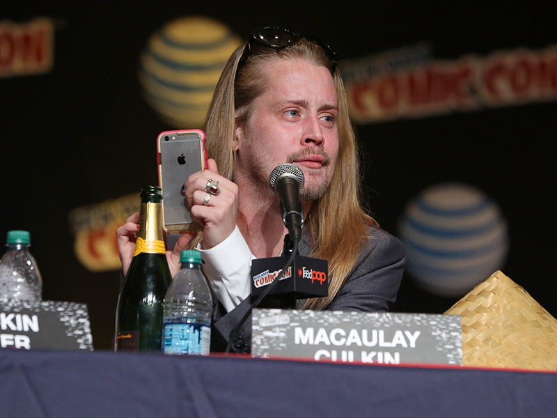 Macaulay Culkin Shuts Down Drug Rumors: 'No, I Was Not Pounding Six Grand of Heroin Every Month'