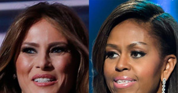 Melania Trump Basically Copies a 2008 Michelle Obama Speech at the Rnc