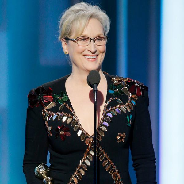 Meryl Streep Remembers Carrie Fisher in Powerful Cecil B. DeMille Award Acceptance Speech: ''Take Your Broken Heart, Make It Into Art''