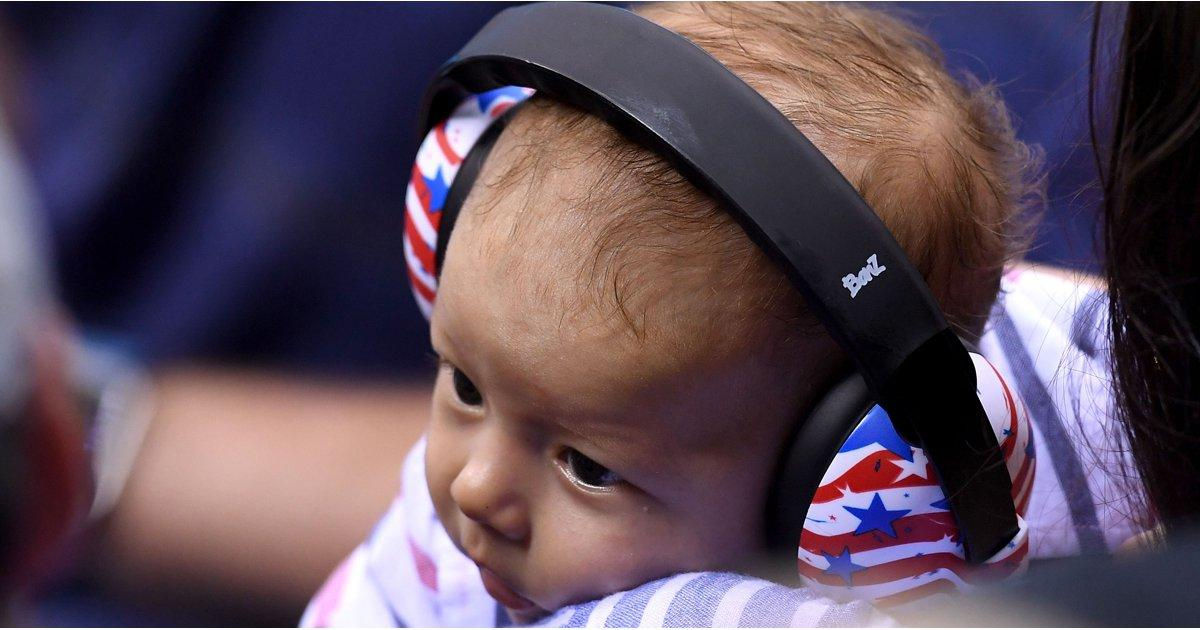 Michael Phelps's Son, Boomer, Steals the Spotlight at the Summer Olympics