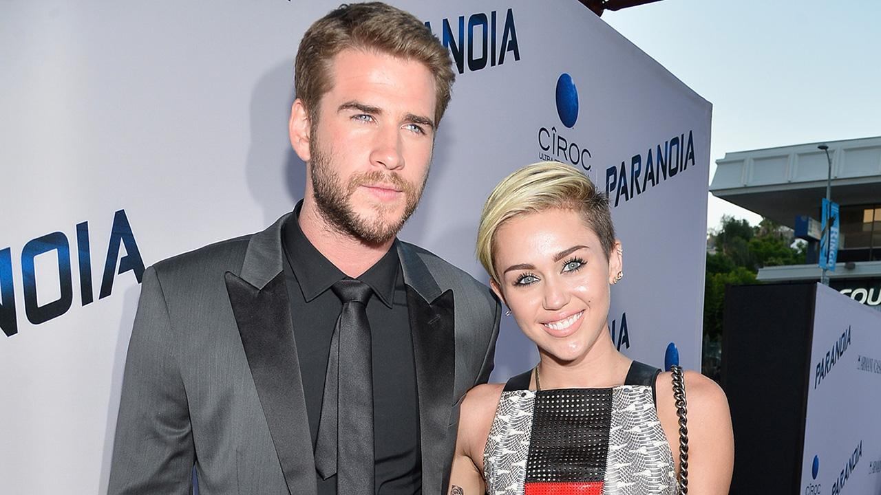 Miley Cyrus and Liam Hemsworth Bring 'Joy and Laughter' During Children's Hospital Visit