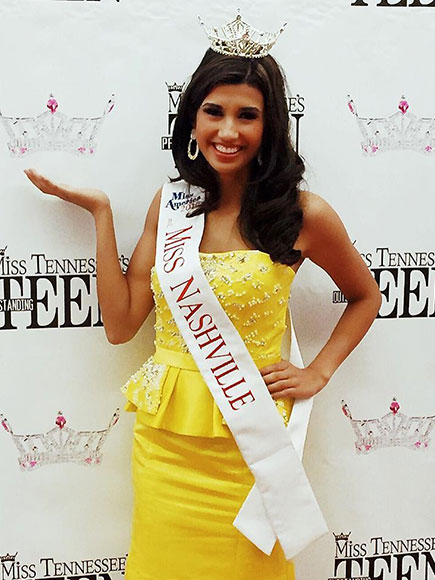 Miss Tennessee Contestant Opens up About Being a Sexual Assault Survivor Onstage at Pageant