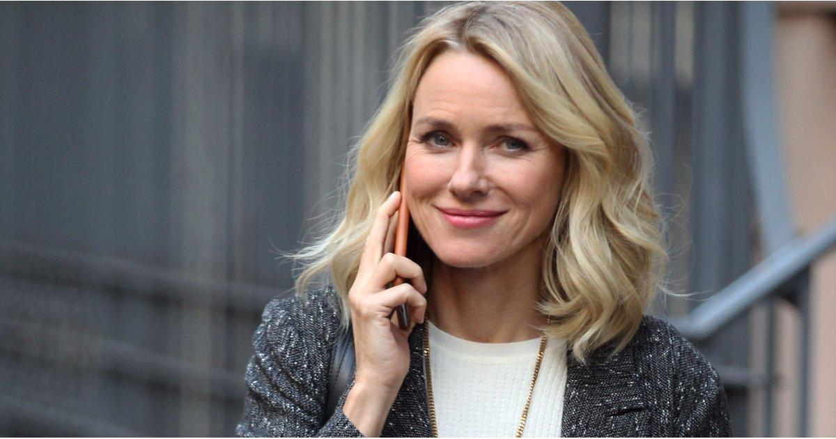 Naomi Watts Smiles on the Set Amid News of Her Split From Liev Schreiber