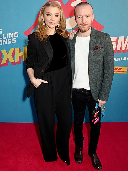 Natalie Dormer Dishes on Writing a Movie With Fianc� Anthony Byrne: 'It�s Tough!'