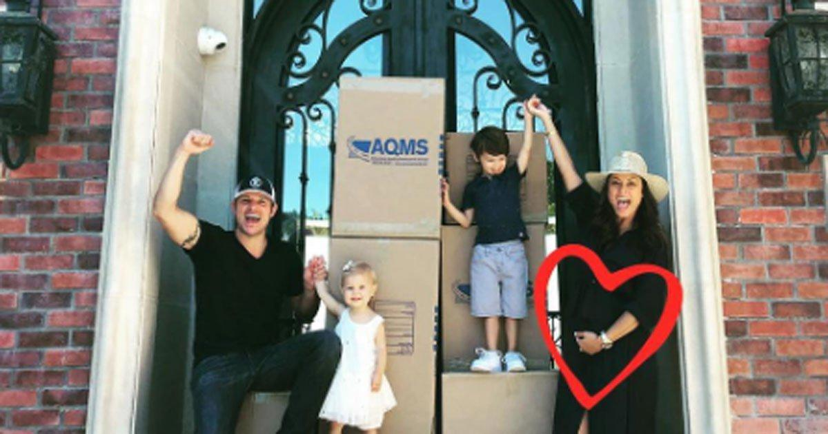 Nick and Vanessa Lachey Are Expecting Baby No. 3!