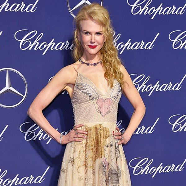 Nicole Kidman Reveals Daughter Sunday Rose Is Becoming an Actress