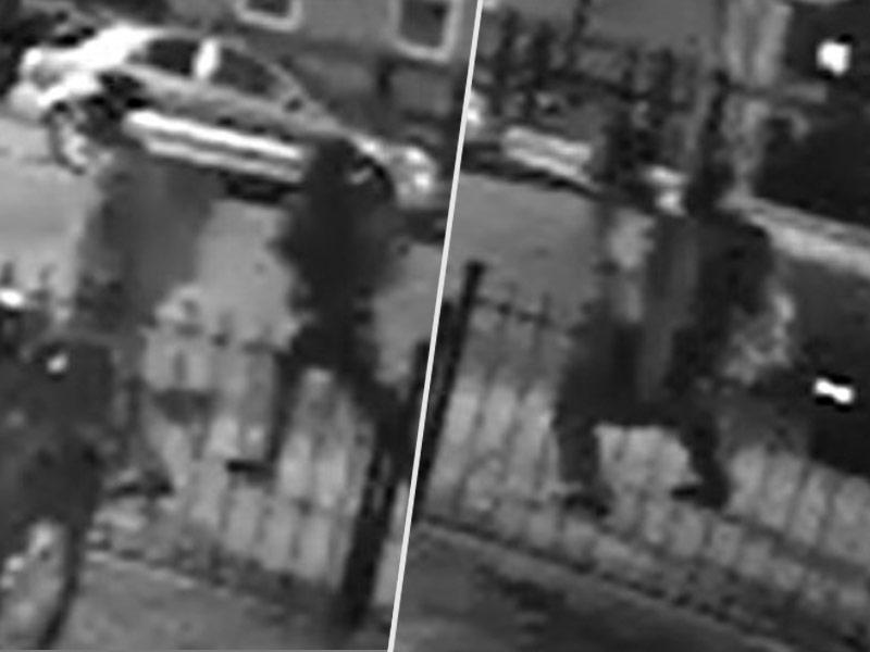 NYPD Releases Surveillance Footage of Hate Crime Suspects Wh