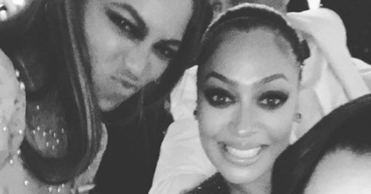 Only Nicki Minaj and Beyonc� Could Have This Much Fun at the Met Gala