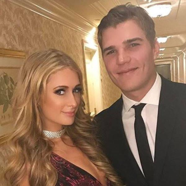 Paris Hilton and The Leftovers Star Chris Zylka Spark Romance Rumors