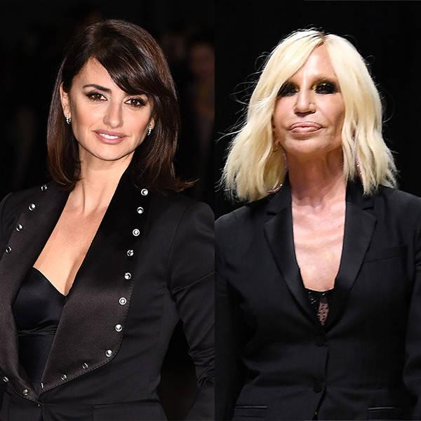 Penélope Cruz Is Donatella Versace on FX's Versace: American Crime Story