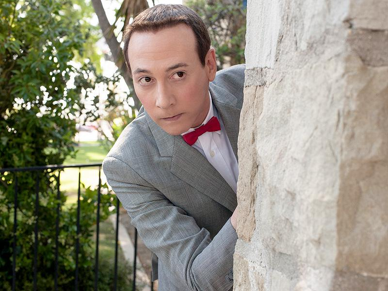 People Review: Scream Real Loud - Pee-wee Herman Is Back and