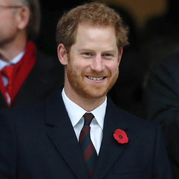 Prince Harry Attends Rugby Match Without Girlfriend Meghan Markle But He Was Joined by a Princess