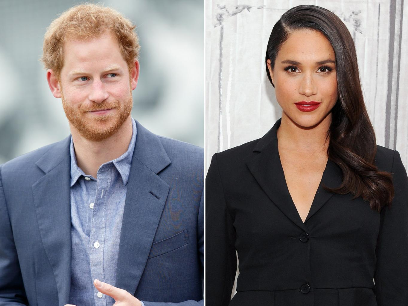Prince Harry Confirms He Is Dating Meghan Markle as He Defends Her from Racist, Sexist Abuse