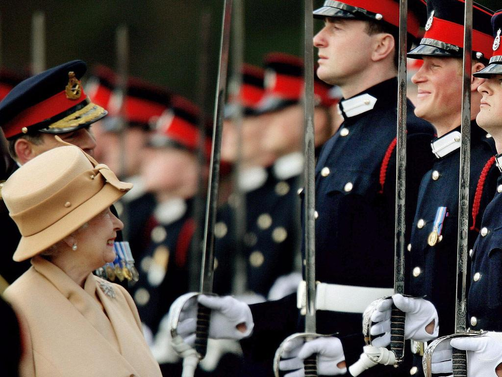 Prince Harry on His Relationship with Queen Elizabeth: 'I Al