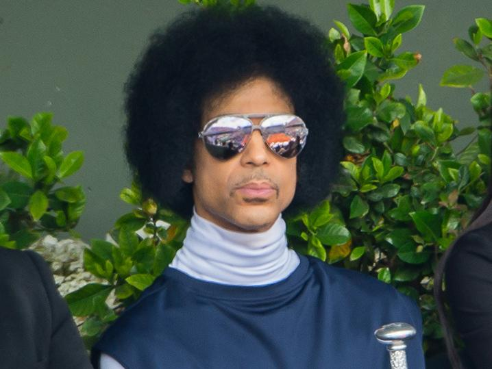 Prince -- Rushed to Hospital After Emergency Landing (Update
