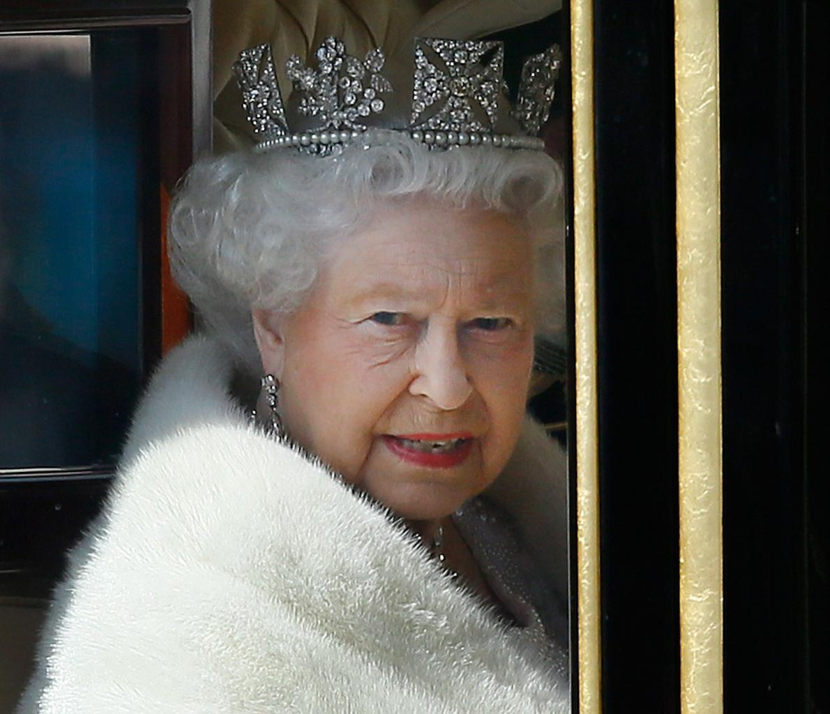 Queen Elizabeth, 90, Misses New Year  's Church Service as She Continues to Battle Illness