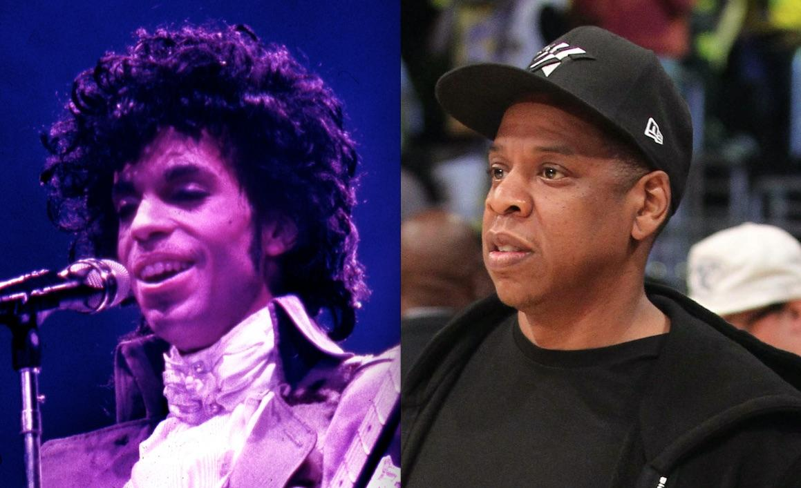 Report: Prince Estate Quashes Jay Z  's $40M Deal To Stream Unreleased Recordings On Tidal