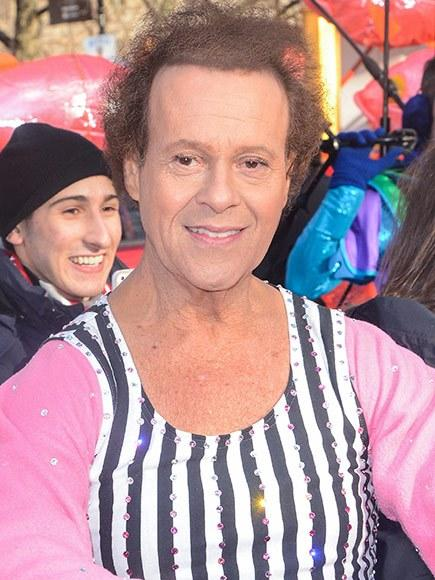 Richard Simmons' Manager Says the Fitness Guru Doesn't Want Attention: 'He's Not Asking for a Curtain Call'