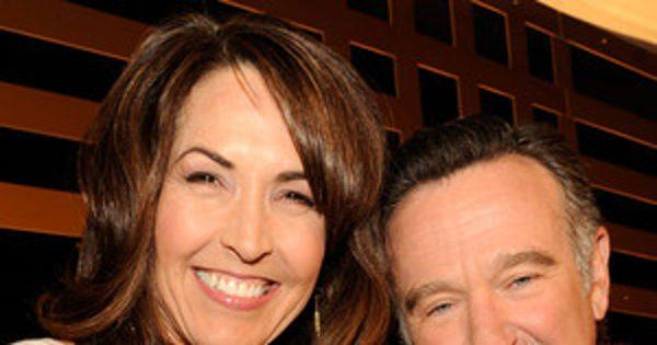 Robin Williams' Widow Celebrates Their 5th Anniversary With Touching Speech to Troops