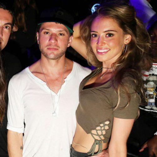 Ryan Phillippe and Paulina Slagter Celebrate Their Engagemen