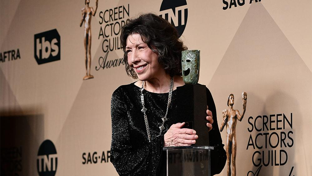 SAG Awards: Lily Tomlin Says Life Achievement Honor    Came in the Nick of Time