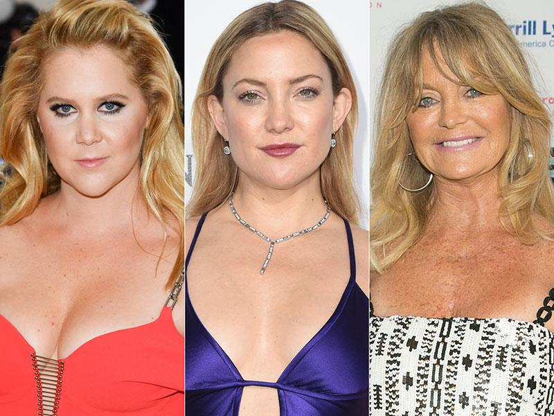 Sail Away! Amy Schumer and Kate Hudson Vacation in Hawaii With Goldie Hawn