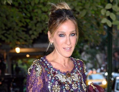 Sarah Jessica Parker Channels Carrie Bradshaw By Launching a New Line of Books