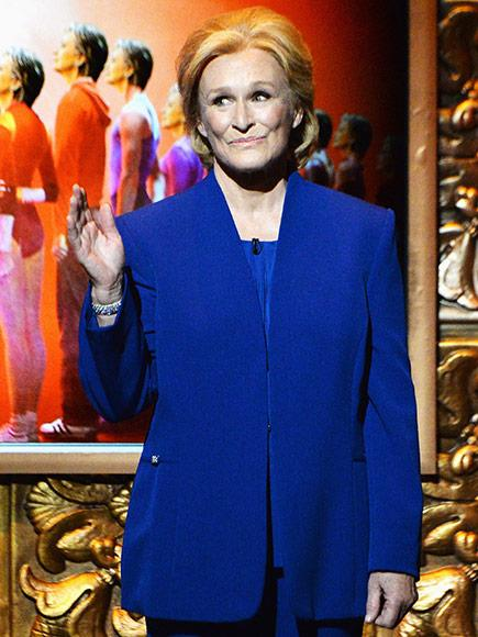 She Hopes She Gets It: Glenn Close Spoofs Hillary Clinton in Musical Parody at the Tonys