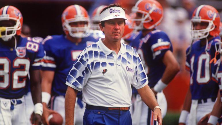 Steve Spurrier is officially back with the Florida Gators in a brand new role