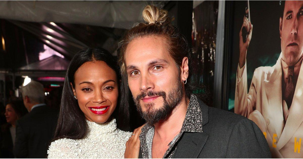 Surprise! Zoe Saldana Welcomes Her Third Child
