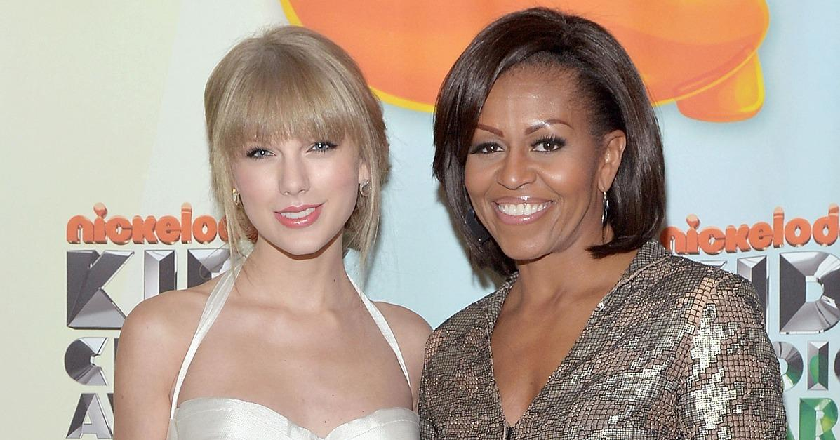 Take a Look at All of Michelle Obama's Celebrity Encounters