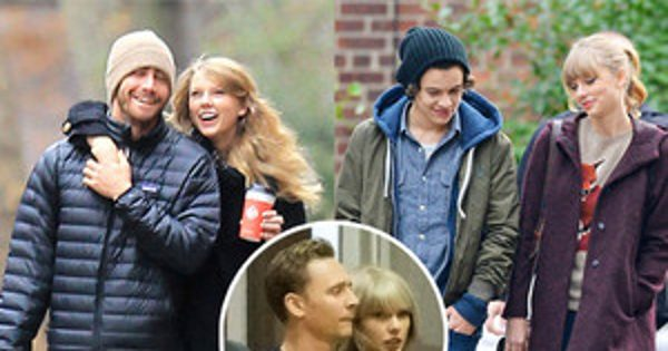 Taylor Swift Kicks Off Every Relationship Looking Like She's Dating in a Rom-Com Montage