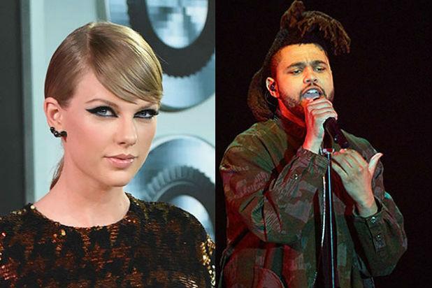 Taylor Swift, The Weeknd Lead iHeartRadio Music Award Nomina